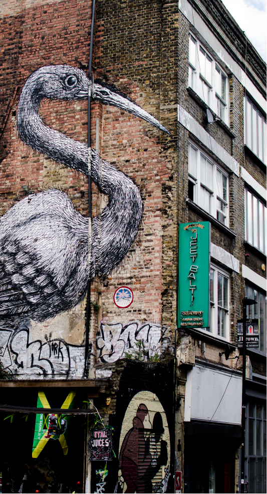 Discover East London